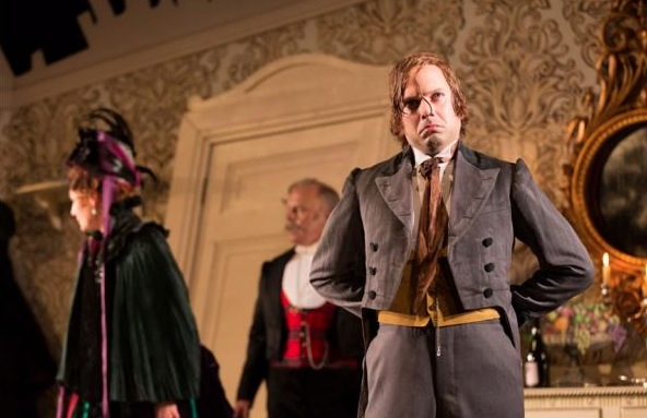 Photo Flash: First Look at John Lithgow in West End's THE MAGISTRATE