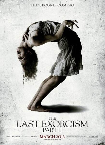Photo Flash: First Look - Poster Art for THE LAST EXORCISM PART II