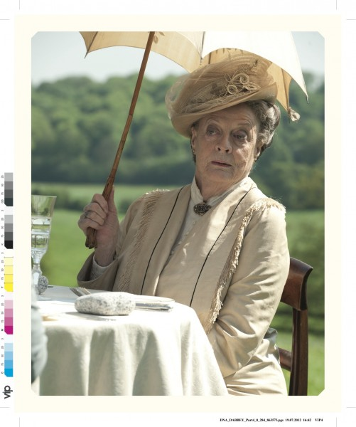 SOUND OFF WORLD PREMIERE EXCLUSIVE: Two Images From THE CHRONICLES OF DOWNTON ABBEY
