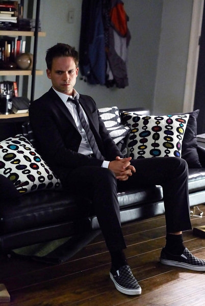 Photo Flash: First Look at SUITS' Winter Return, 1/17