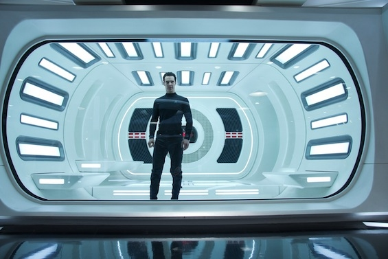 Benedict Cumberbatch at New HD Images of STAR TREK INTO DARKNESS Released