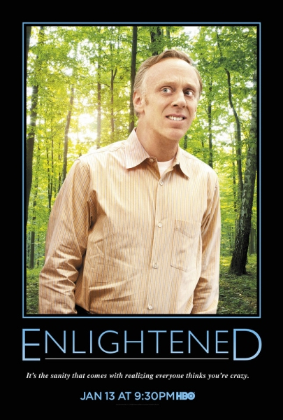 Photo Flash: Character Posters for ENLIGHTENED Season 2