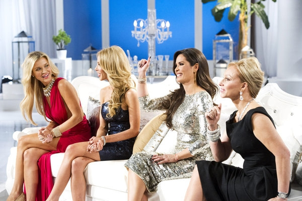 Joanna Krupa, Lisa Hochstein, Karent Sierra, Lea Black
