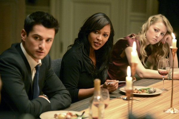 Photo Flash: First Look at NBC's Midseason Drama DECEPTION