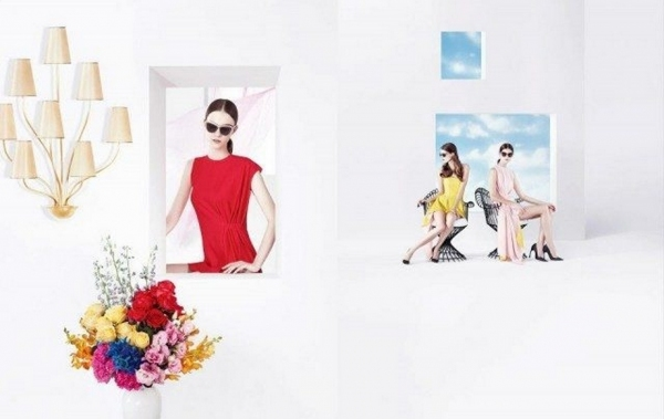 Photo Coverage: Raf Simons' First Dior Campaign