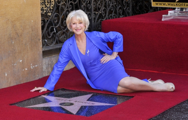 Fashion Photo of the Day 1/4/13 - Helen Mirren