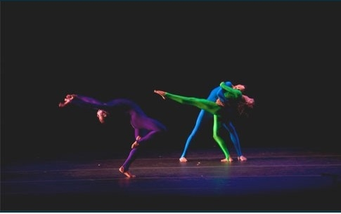 Photo Flash: First Look at GARTH FAGAN DANCE, Performing at the Civic Center, 2/9