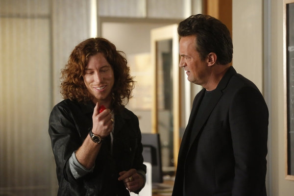 Photo Flash: First Look - Shaun White Guest Stars on NBC's GO ON