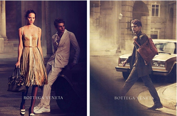 Photo Coverage: Botegga Veneta Spring 2013 Campaign