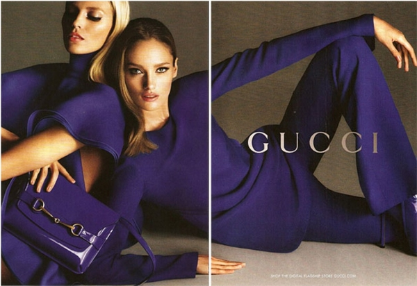 Photo Coverage: Gucci Spring 2013 Ad Campaign