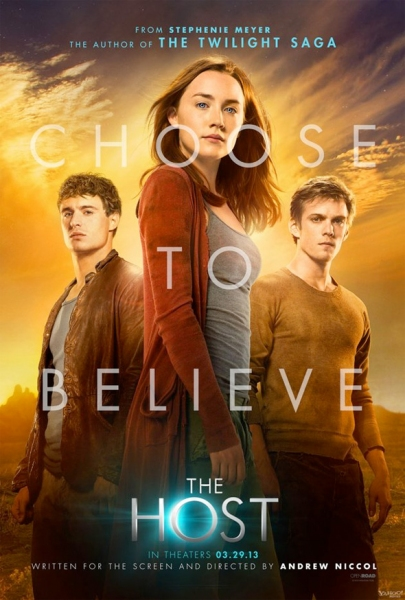 Photo Flash: Three New Posters for Stephanie Meyer's THE HOST Movie
