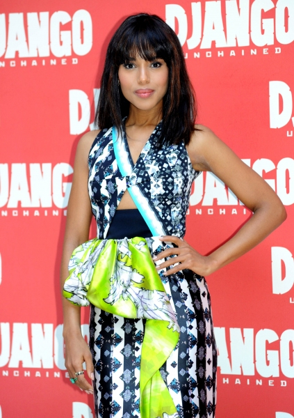 Fashion Photo of the Day 1/5/13 - Kerry Washington