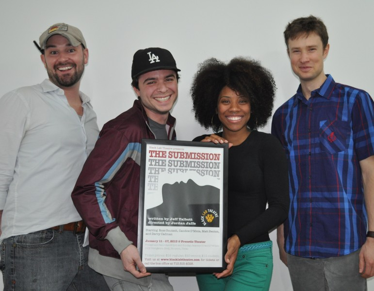 BWW Interviews: Black Lab Theatre's Cast of THE SUBMISSION Talks Race, Sexuality, Civil Rights, and Language