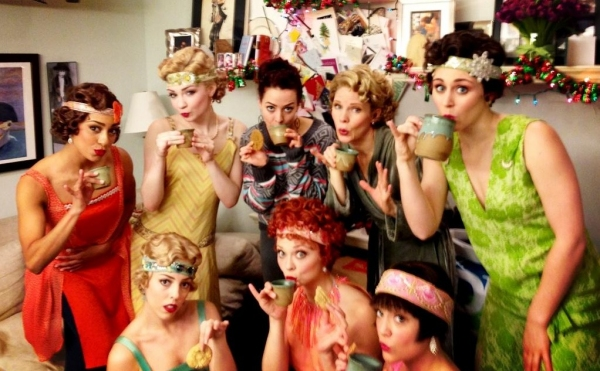 Photo Flash: Saturday Intermission Pics, Jan 5 - Toronto's THE WIZARD OF OZ, Max von Essen's Favorite 2012 #SIPS and More!