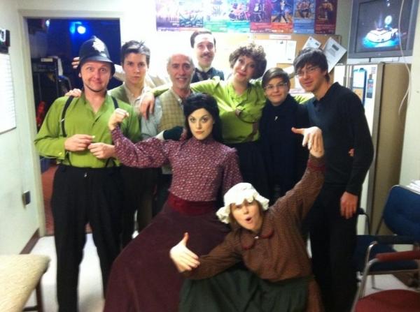 Photo Flash: Saturday Intermission Pics, Jan 5 - Toronto's THE WIZARD OF OZ, Max von Essen's Favorite 2012 #SIPS and More!