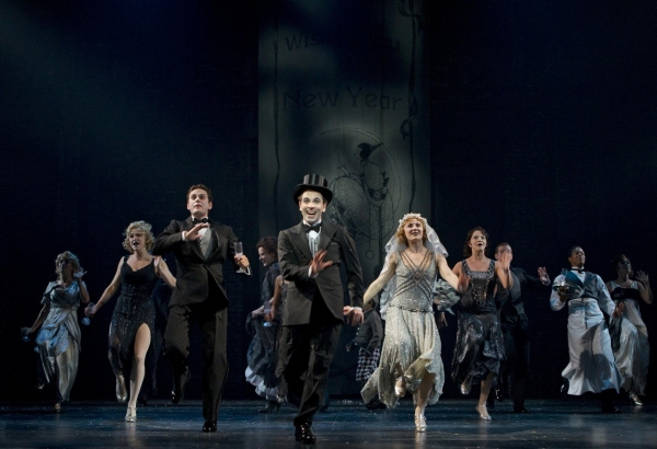 Flashback: CHAPLIN, Starring Rob McClure, Closes on Broadway Today
