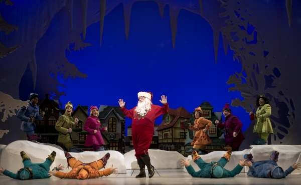BWW Flashback: ELF Wraps Holiday Broadway Run Today