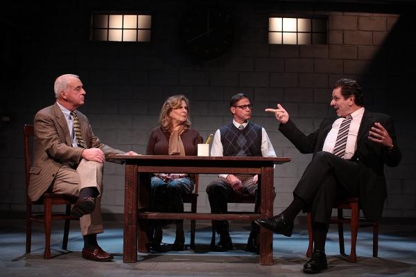 Terrance Fiore, Diana Marbury, Joe Pallister and Edward Kassar