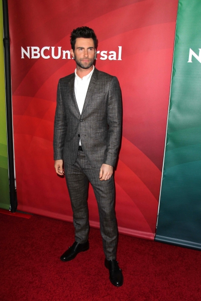 Photo Flash: NBC Stars Attend 2013 Winter TCA in Los Angeles