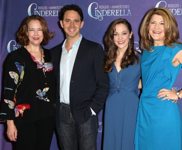 FREEZE FRAME: Meet the Cast of CINDERELLA- Laura Osnes, Santino Fontana, and More!