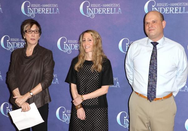 Producers Robyn Goodman, Jill Furman & Stephen Kocis