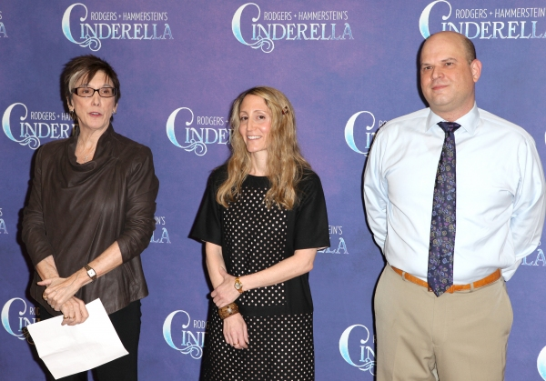 Producers Robyn Goodman, Jill Furman & Stephen Kocis Photo