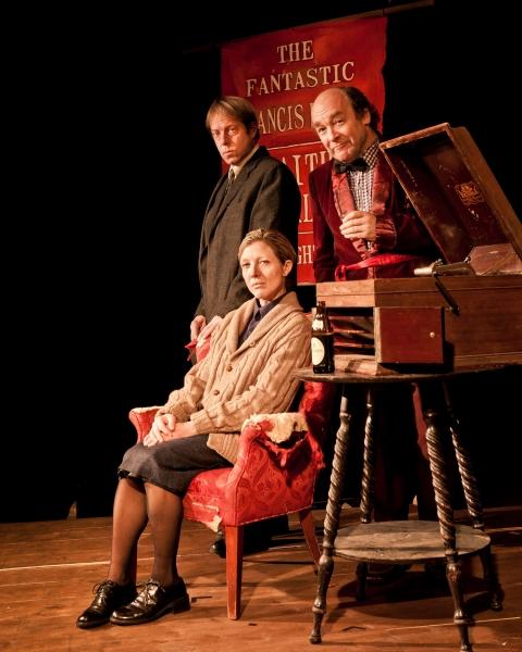 Si Osborne, Lia D. Mortensen and Brad Armacost Photo