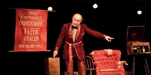 Photo Flash: New Shots From Den Theatre's FAITH HEALER