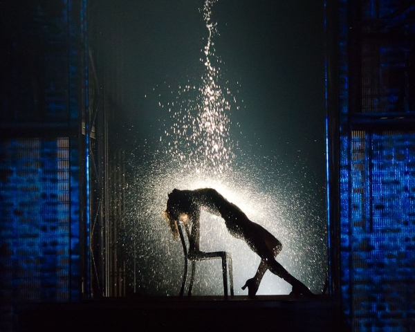 Photo Flash: First Look at FLASHDANCE- THE MUSICAL- Production Shots!
