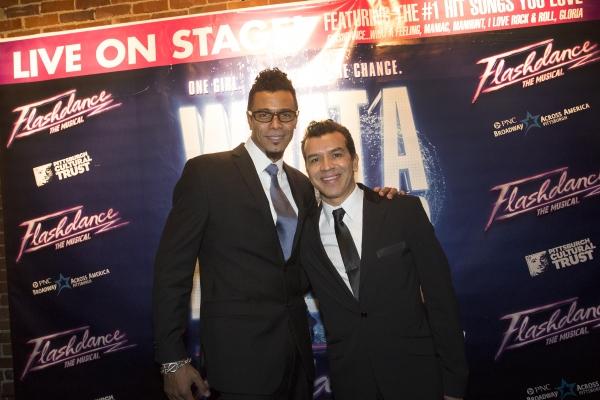 Edgar Godineaux and Sergio Trujillo