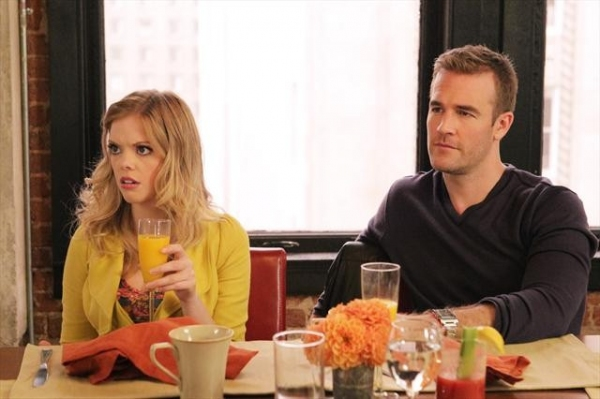 DREAMA WALKER, JAMES VAN DER BEEK