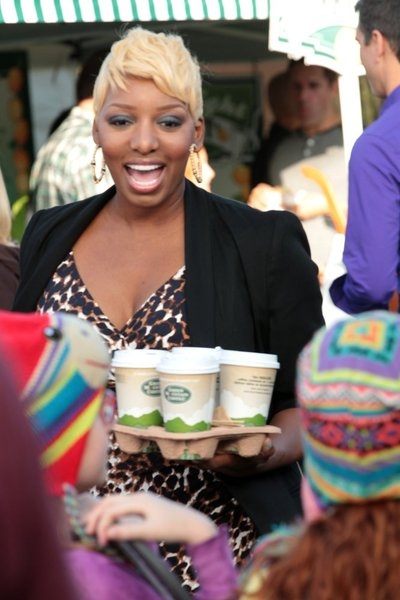 NeNe Leakes at Tomorrow's Episode of THE NEW NORMAL