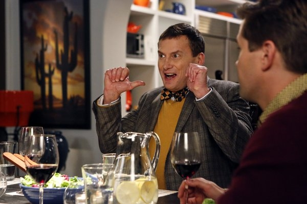Photo Flash: Tomorrow's Episode of THE NEW NORMAL