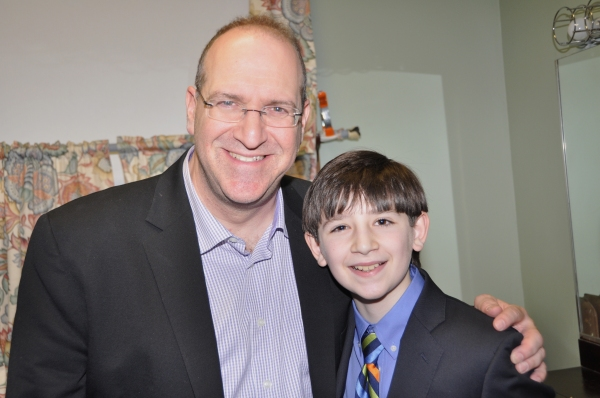 Photo Coverage: Inside the BROADWAY SPECTACULAR with Neil Berg and Rob Evan