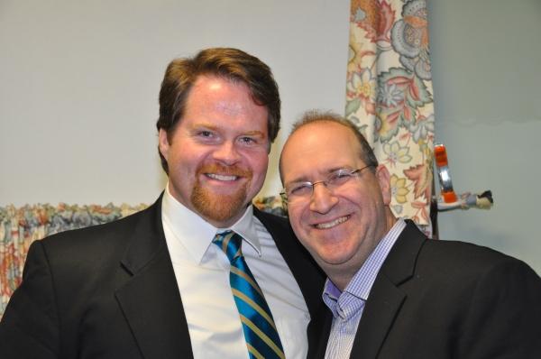 John Treacy Egan and Neil Berg