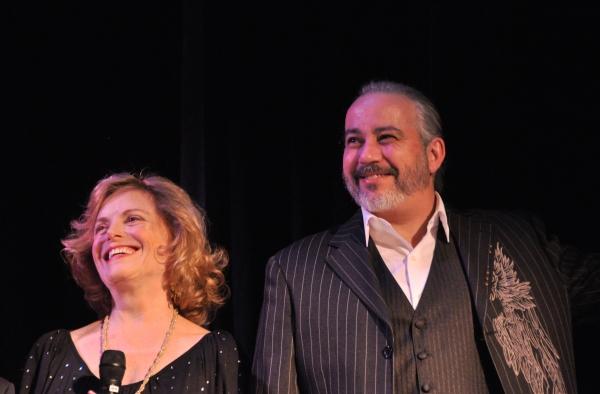Carole Demas and Danny Zolli