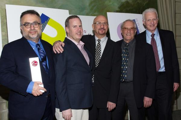 Richard Frankel, Marc Routh, Anthony Napoli, Steve Baruch, Tom Viertel Photo