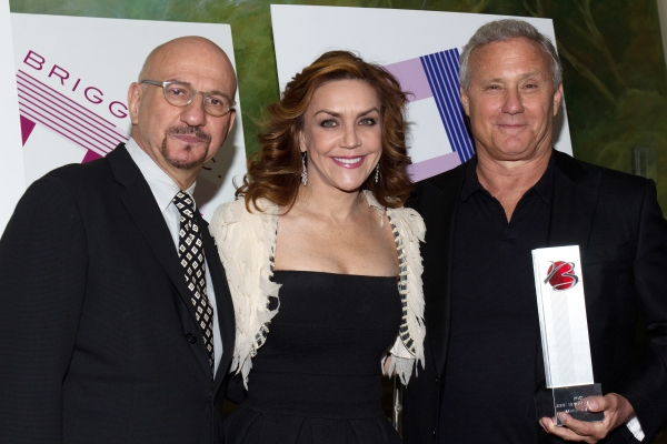 Anthony Napoli, Andrea McArdle, Ian Schrager at Inside the 2013 June Briggs Awards with Andrea McArdle & More!