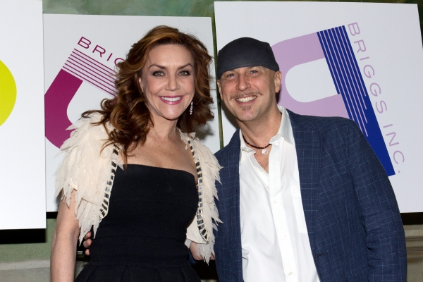 Andrea McArdle, Steve Marzullo Photo
