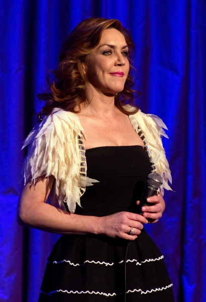 Andrea McArdle at Inside the 2013 June Briggs Awards with Andrea McArdle & More!