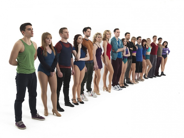 Photo Coverage: A CHORUS LINE In The West End!