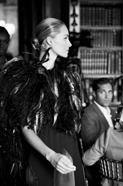 Photo Coverage: Ralph Lauren Runway Show at Downton Abbey