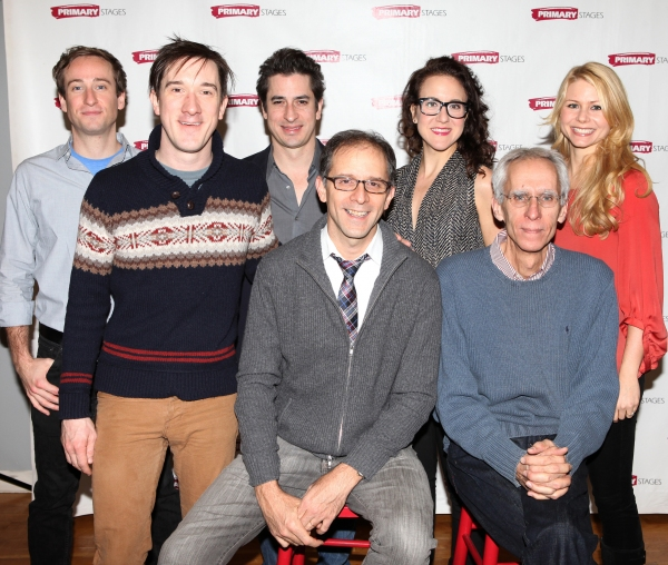 Photo Coverage: Meet the Cast of ALL IN THE TIMING
