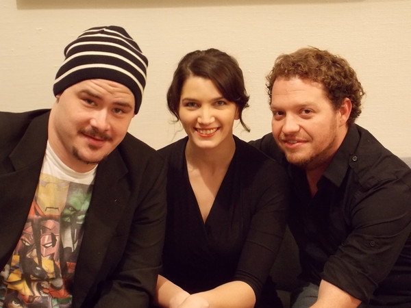 Photo Flash: First Look at Zachary Allen Farmer, Taylor Pietz, and Mike Dowdy in SOME SONGS 'N' SH!T