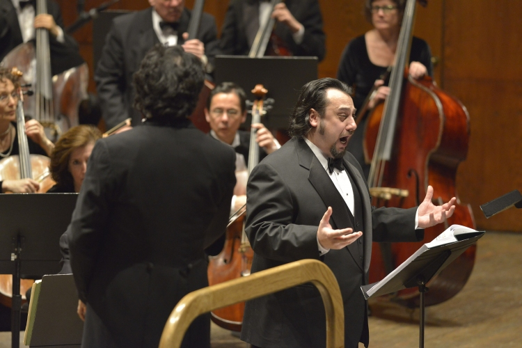 High Res Opera Orchestra of New York perform Andrea Chenier