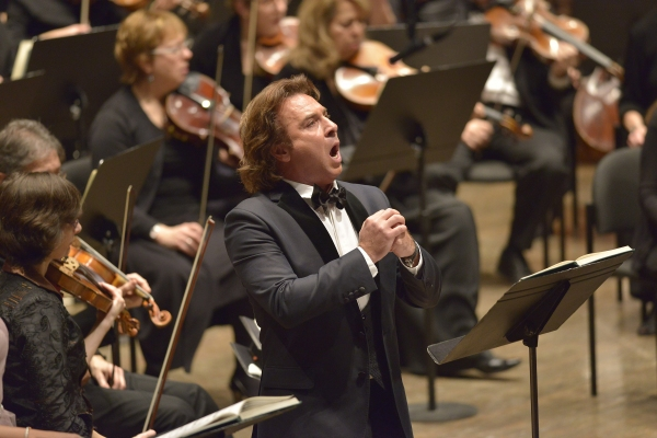 Roberto Alagna and the Opera Orchestra of New York