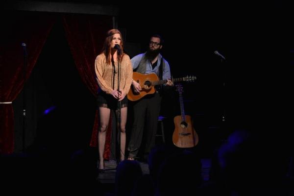 Mallory Gleason, accompanied by Micah Mundy