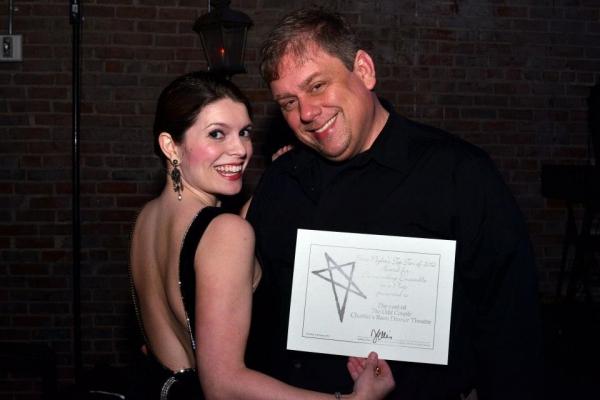 Jennifer Richmond and Derek Whittaker