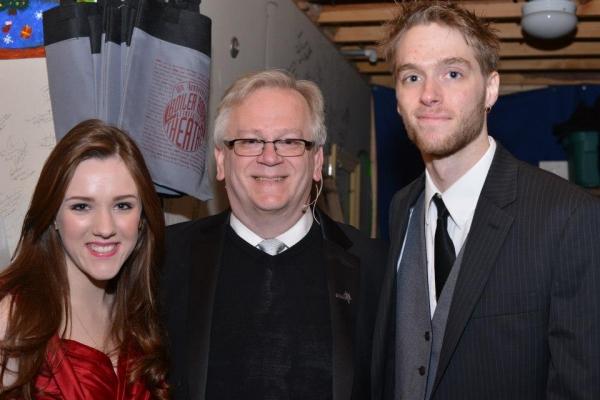 Amelia Young, Jeffrey Ellis and Joshua Stephen Lowery Photo