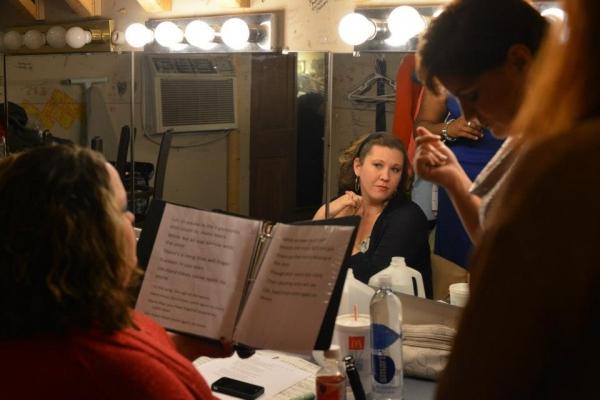 Amanda Lamb, Jaclyn Lisenby Brown and Memory Strong Photo